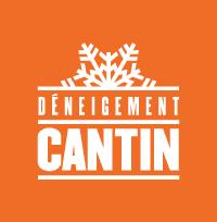 Déneigement Cantin logo